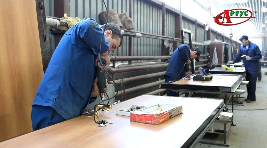 завод по изготовлению металлических дверей москва и мо